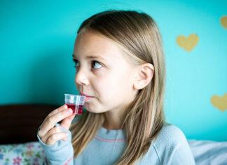 Syrop na przeziębienie dla dzieci