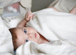 Karuzela nad łóżeczko