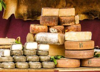 Kozi ser ma wiele właściwości odżywczych